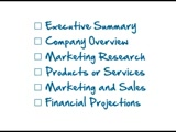 Write a Comprehensive Business Plan with 3-year financials